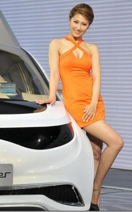 Người đẹp tại Triển lãm ô tô Quảng Châu (2) - 15