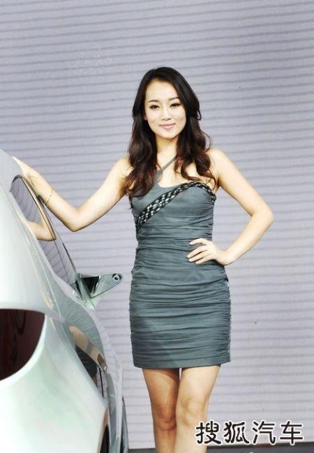 Người đẹp tại Triển lãm ô tô Quảng Châu (2) - 20