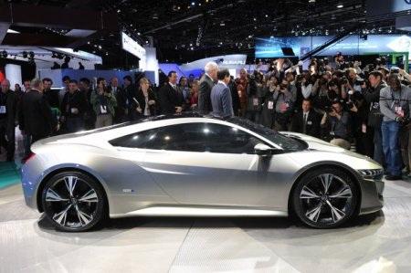 Acura NSX Concept tái sinh huyền thoại - 6