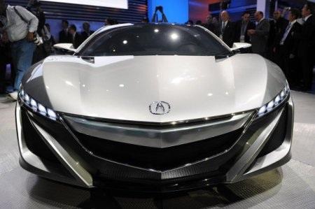 Acura NSX Concept tái sinh huyền thoại - 3