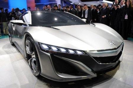 Acura NSX Concept tái sinh huyền thoại - 2