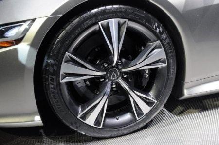 Acura NSX Concept tái sinh huyền thoại - 5