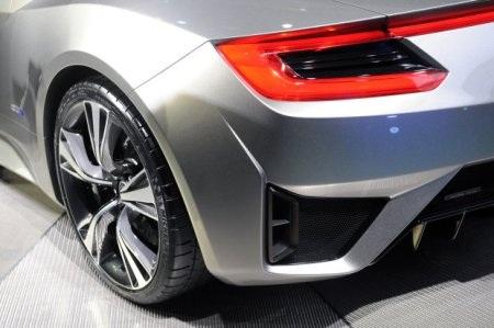 Acura NSX Concept tái sinh huyền thoại - 9