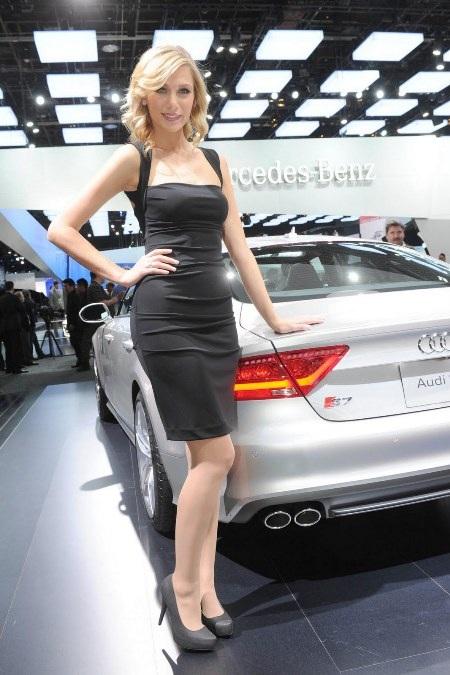 Xinh tươi người mẫu tại NAIAS 2012 - 4