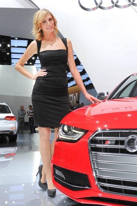 Xinh tươi người mẫu tại NAIAS 2012 - 6