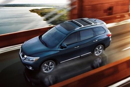 Nissan Pathfinder tạm biệt vẻ nam tính  - 13