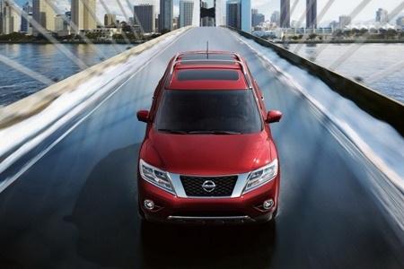 Nissan Pathfinder tạm biệt vẻ nam tính  - 2