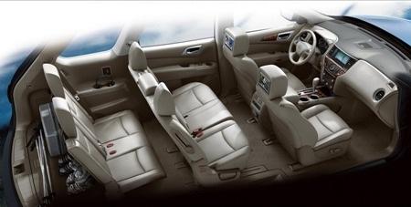 Nissan Pathfinder tạm biệt vẻ nam tính  - 3
