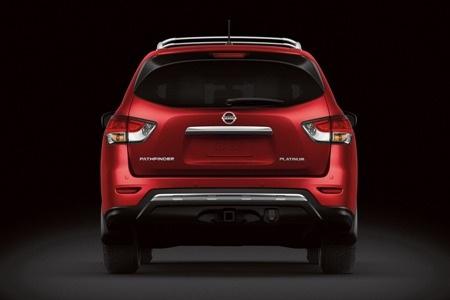 Nissan Pathfinder tạm biệt vẻ nam tính  - 4