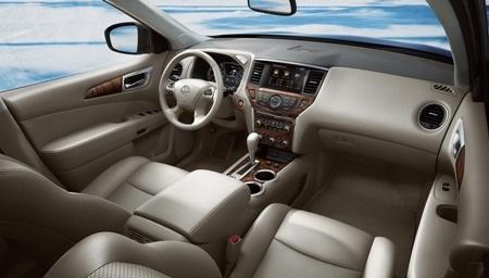 Nissan Pathfinder tạm biệt vẻ nam tính  - 5