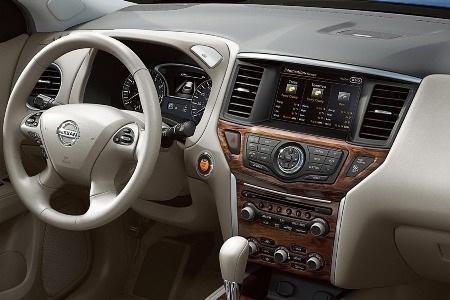 Nissan Pathfinder tạm biệt vẻ nam tính  - 6