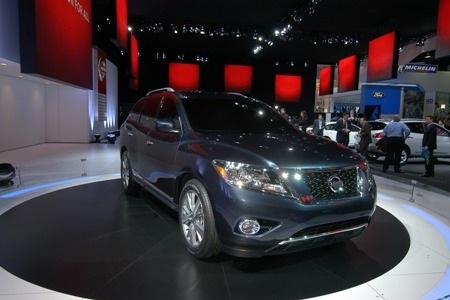 Nissan Pathfinder tạm biệt vẻ nam tính  - 1