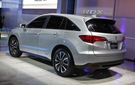 Acura RDX bỏ động cơ tăng áp - 10