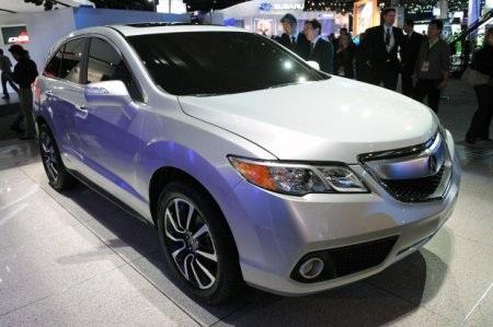 Acura RDX bỏ động cơ tăng áp - 1