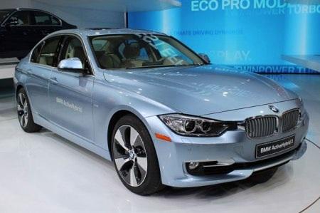 Được mùa xe hybrid và xe chạy điện  - 8