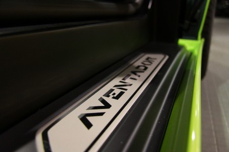 Một chiếc Aventador LP700-4 màu độc - 6
