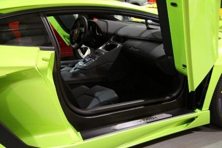 Một chiếc Aventador LP700-4 màu độc - 7
