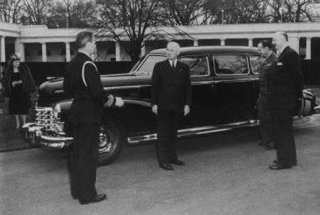 Chuyện những chiếc Cadillac phục vụ Tổng thống Mỹ - 3