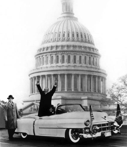 Chuyện những chiếc Cadillac phục vụ Tổng thống Mỹ - 4
