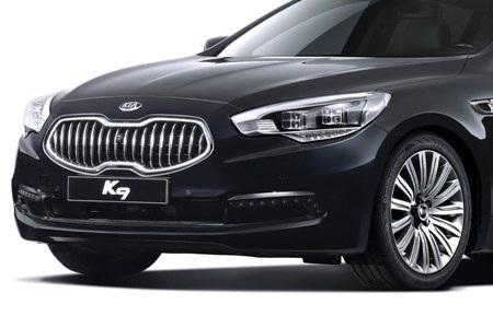 Lộ diện xe Kia sẽ cạnh tranh BMW 7 Series - 2