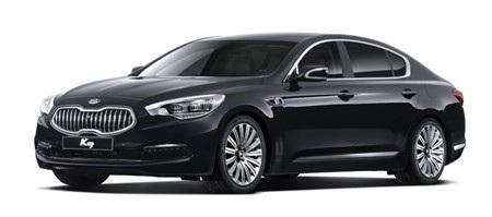 Lộ diện xe Kia sẽ cạnh tranh BMW 7 Series - 3