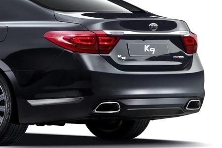 Lộ diện xe Kia sẽ cạnh tranh BMW 7 Series - 6