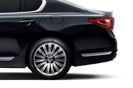 Lộ diện xe Kia sẽ cạnh tranh BMW 7 Series - 4