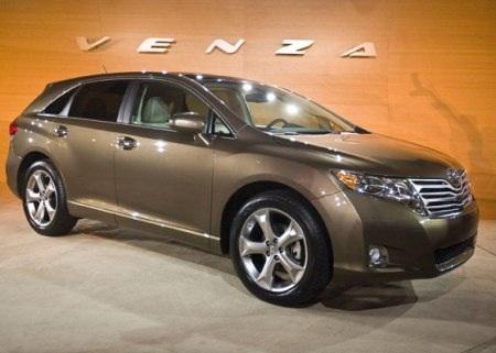 Toyota thu hồi xe Camry và Venza