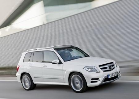 Mercedes ra xe GLK phiên bản mới