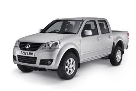 Xe bán tải Trung Quốc chinh phục thị trường Anh