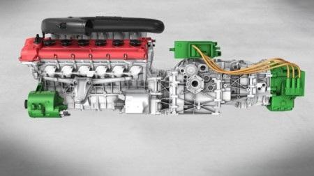 Xe hybrid của Ferrari sẽ trình làng vào năm sau