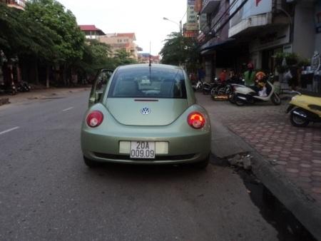 Con bọ Volkswagen Beetle