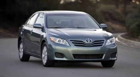 Camry là một trong 14 mẫu xe thuộc diện triệu hồi đợt này của Toyota