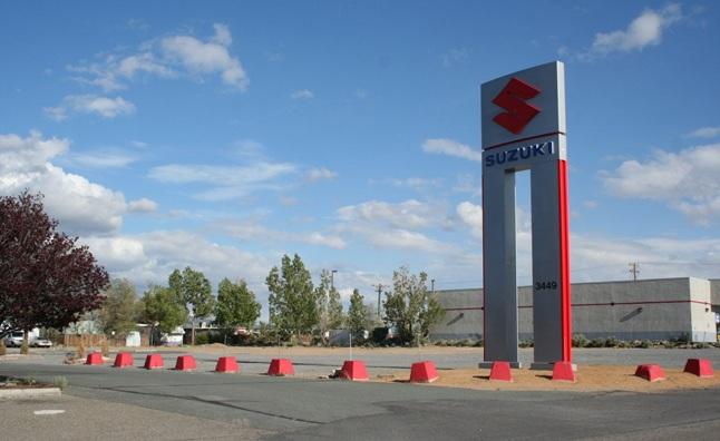 Suzuki rút khỏi thị trường ô tô Mỹ