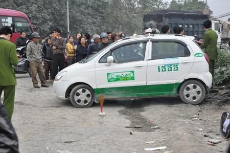 Vụ tai nạn mới nhất với lái xe taxi Mai Linh có thể do chết ngạt vì thiếu ôxy (Ảnh: DV)