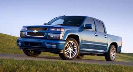 Dự án hợp tác gần đây nhất giữa GM và Isuzu là mẫu xe bán tải Chevrolet