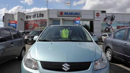 Đại lý Mississauga Suzuki ở Canada