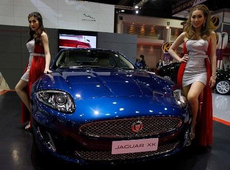 Jaguar XK (Ảnh: Reuters)