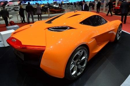 IED PassoCorto - Bước ngoặt thiết kế của Hyundai
