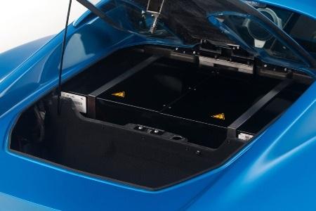 Xe SP:01 sẽ có giá bán 135.000 USD