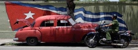 Cuba - Thiên đường xe cổ