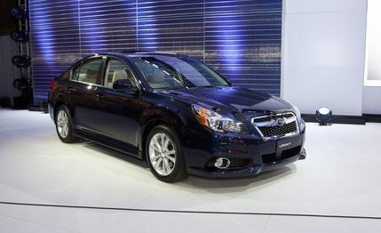 Xe Subaru Legacy 2013