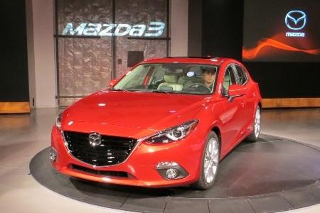 Mazda3 hatchback thế hệ mới chính thức trình làng