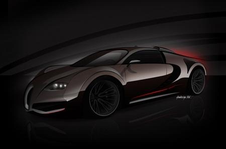 Phiên bản cuối cùng, siêu khủng này của Bugatti Veyron được cho là sẽ trình làng vào đầu năm tới