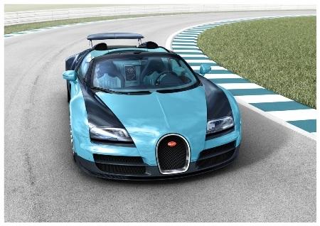Bugatti sẽ ra 6 xe Veyron phiên bản đặc biệt