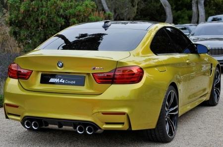 Xe BMW M4 Concept đã trình làng tại sự kiện