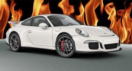 Xe Porsche GT3