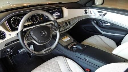 Mercedes-Benz S550 phiên bản 2014
