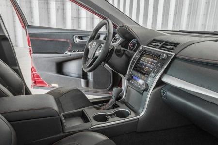 Xe Camry phiên bản mới 2015 sẽ có mặt trên thị trường vào mùa thu năm nay.