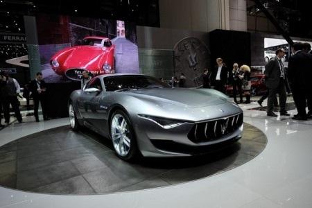 Maserati Alfieri có thể cạnh tranh Corvette Stingray